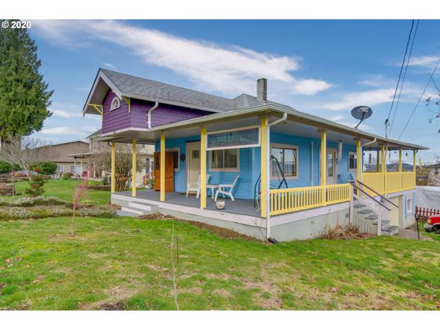 803 W C St, Rainier, OR 97048 (MLS #20300996) :: McKillion Real Estate Group