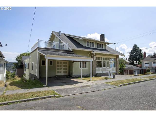 592 4th St, Astoria, OR 97103 (MLS #20302257) :: Townsend Jarvis Group Real Estate