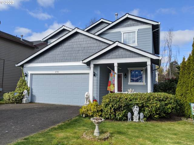 4741 SW 172ND Ave, Beaverton, OR 97078 (MLS #20302708) :: McKillion Real Estate Group