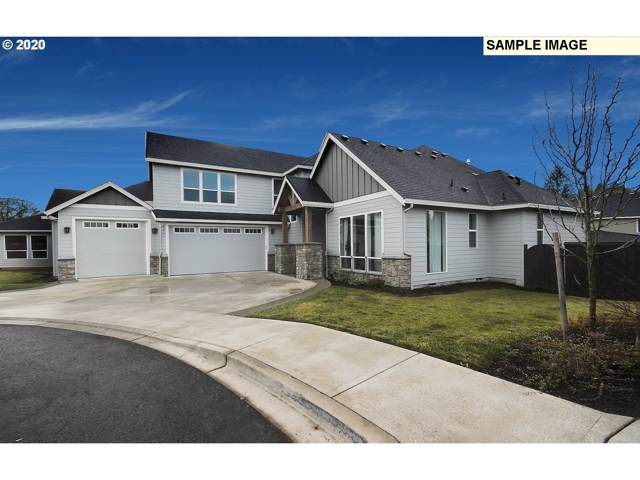 1915 NW 33rd Way, Camas, WA 98607 (MLS #20303035) :: Next Home Realty Connection
