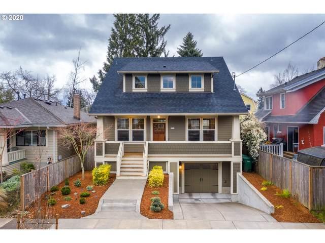 2714 NE 60TH Ave, Portland, OR 97213 (MLS #20303319) :: Gustavo Group