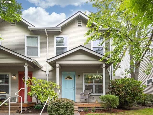 615 N Fargo St, Portland, OR 97227 (MLS #20303431) :: Townsend Jarvis Group Real Estate