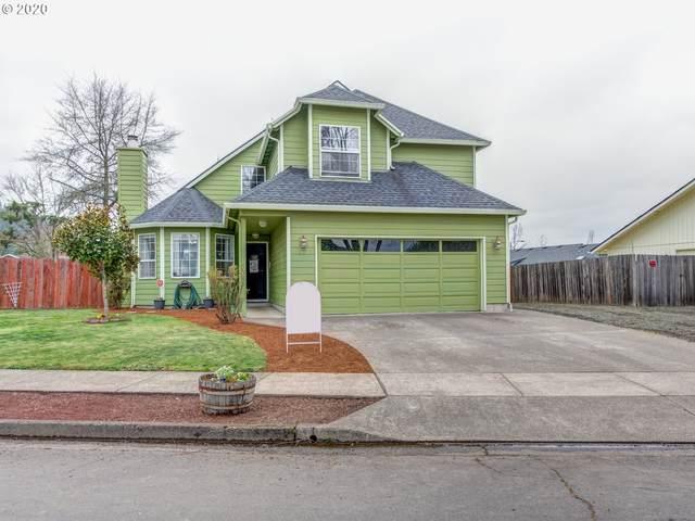 242 73RD Pl, Springfield, OR 97478 (MLS #20304030) :: Premiere Property Group LLC