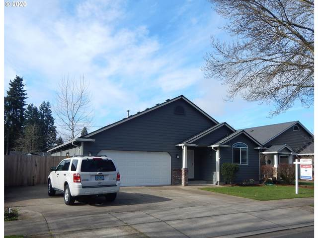 618 62ND St, Springfield, OR 97478 (MLS #20304171) :: Change Realty