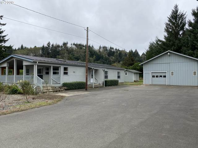 63186 East Port Rd, Coos Bay, OR 97420 (MLS #20304180) :: Fox Real Estate Group