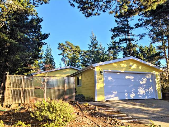 1600 Rhododendron Dr # 180, Florence, OR 97439 (MLS #20304539) :: Premiere Property Group LLC