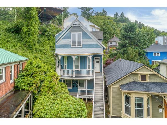 2069 SW Park Ave, Portland, OR 97201 (MLS #20304690) :: Beach Loop Realty