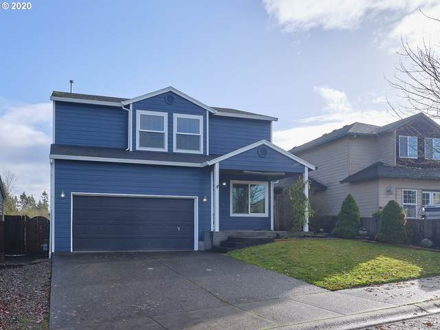 16703 NE 14TH Ave, Ridgefield, WA 98642 (MLS #20304920) :: Next Home Realty Connection