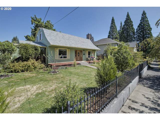 2227 16TH Ave, Forest Grove, OR 97116 (MLS #20307390) :: Fox Real Estate Group