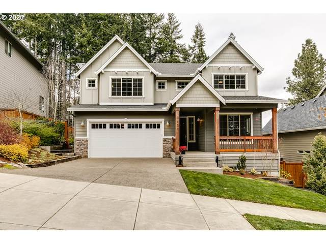 3439 Vista Heights Ln, Eugene, OR 97405 (MLS #20307770) :: Song Real Estate
