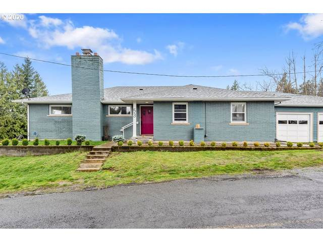 53 NW Roosevelt St, Stevenson, WA 98648 (MLS #20307963) :: Matin Real Estate Group