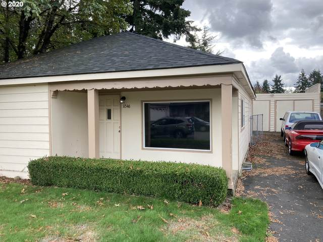 11546 SE Washington St, Portland, OR 97216 (MLS #20309078) :: Premiere Property Group LLC