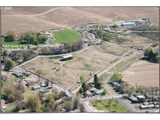 Gerone St, Echo, OR 97826 (MLS #20309237) :: TK Real Estate Group