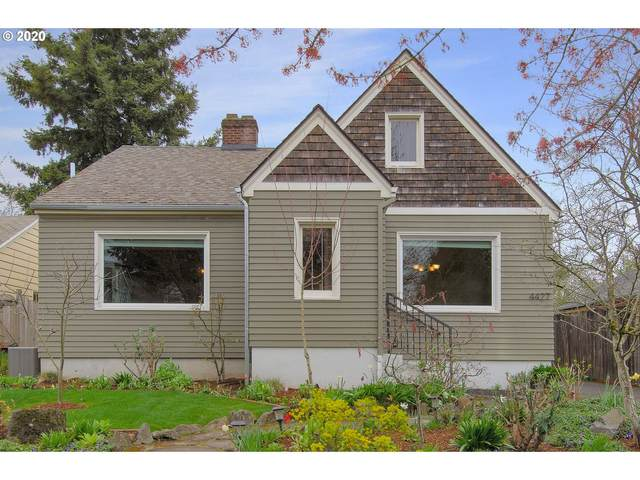 4427 NE 76TH Ave, Portland, OR 97218 (MLS #20309398) :: Song Real Estate