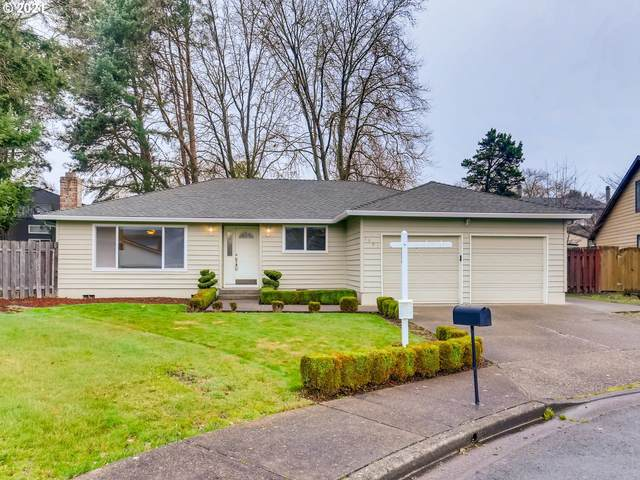 1491 NW 176TH Pl, Beaverton, OR 97006 (MLS #20309433) :: Premiere Property Group LLC