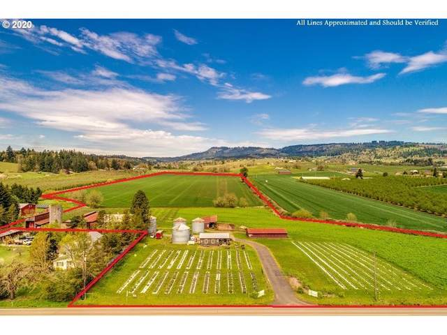 17733 NE North Valley Rd, Newberg, OR 97132 (MLS #20309479) :: Next Home Realty Connection