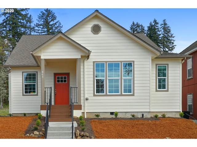 863 Northpoint Loop, Brownsville, OR 97327 (MLS #20309998) :: Coho Realty