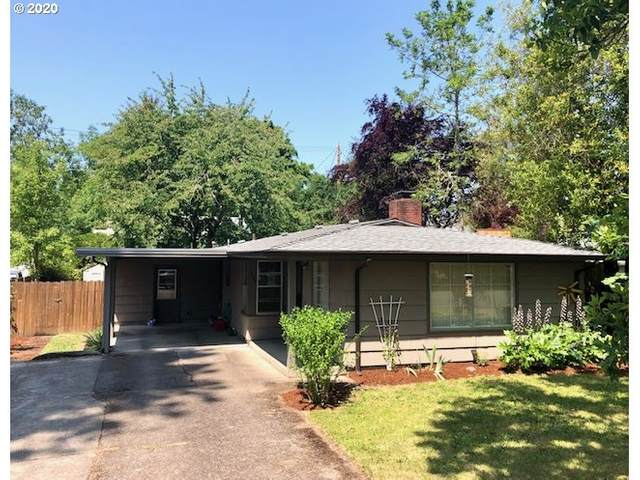 2350 Harris St, Eugene, OR 97405 (MLS #20310134) :: Gustavo Group