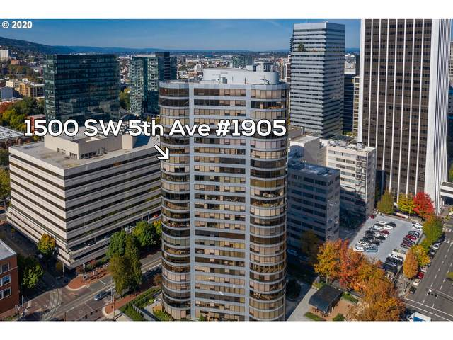1500 SW 5TH Ave #1905, Portland, OR 97201 (MLS #20311407) :: Premiere Property Group LLC