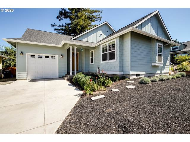 2829 Adams St, Eugene, OR 97405 (MLS #20311564) :: Song Real Estate