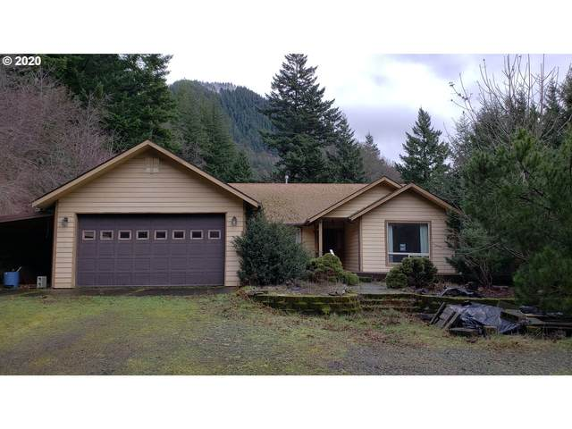 82 Raven Dr, Home Valley, WA 98605 (MLS #20312846) :: Townsend Jarvis Group Real Estate