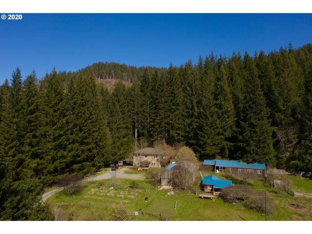 97465 Langlois Mountain Rd, Langlois, OR 97450 (MLS #20312898) :: Beach Loop Realty