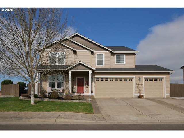 2496 W 13TH Ave, Junction City, OR 97448 (MLS #20313003) :: McKillion Real Estate Group