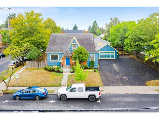 12820 SW 2ND St, Beaverton, OR 97005 (MLS #20313375) :: Fox Real Estate Group