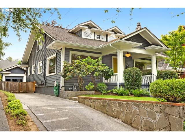 514 NE Hazelfern Pl, Portland, OR 97232 (MLS #20313459) :: Song Real Estate