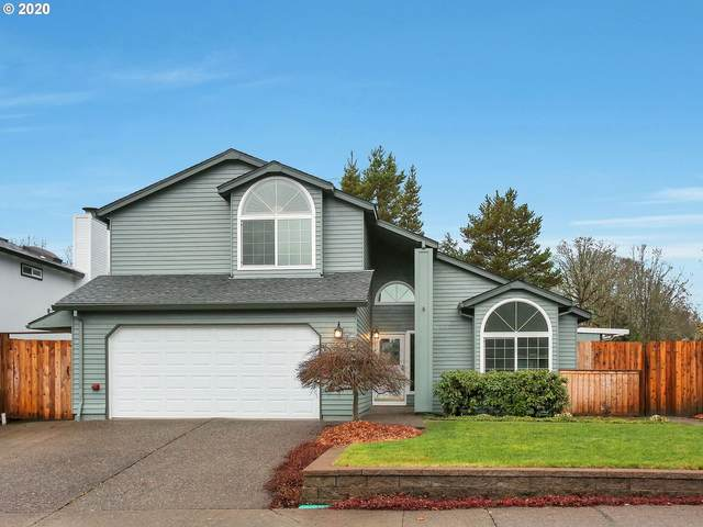 3741 NW 163RD Ter NW, Beaverton, OR 97006 (MLS #20313471) :: TK Real Estate Group