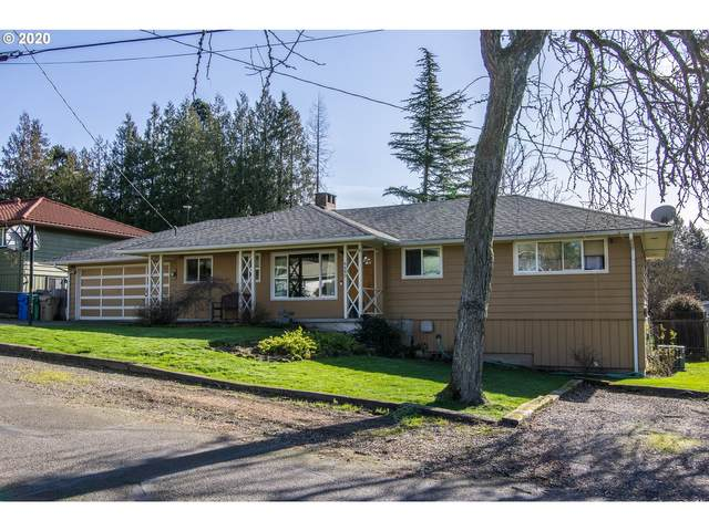 4480 SE Derry Ln, Milwaukie, OR 97267 (MLS #20313571) :: Matin Real Estate Group