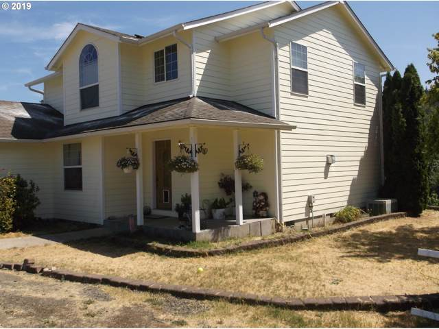 150 SW Oak St, Winston, OR 97496 (MLS #20313656) :: Townsend Jarvis Group Real Estate