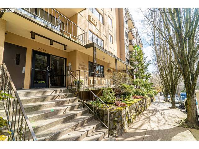2021 SW Main St #64, Portland, OR 97205 (MLS #20314024) :: Holdhusen Real Estate Group