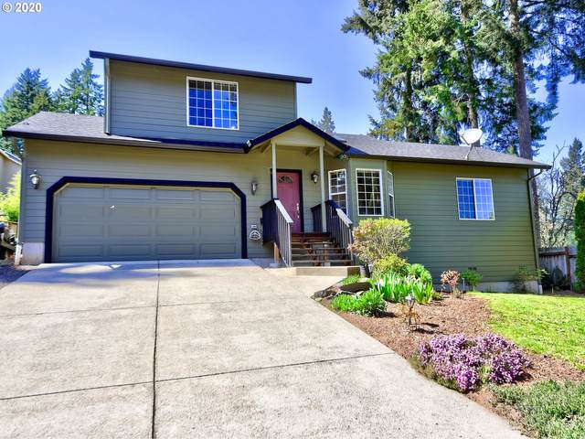 87950 Sherwood St, Veneta, OR 97487 (MLS #20314091) :: Song Real Estate