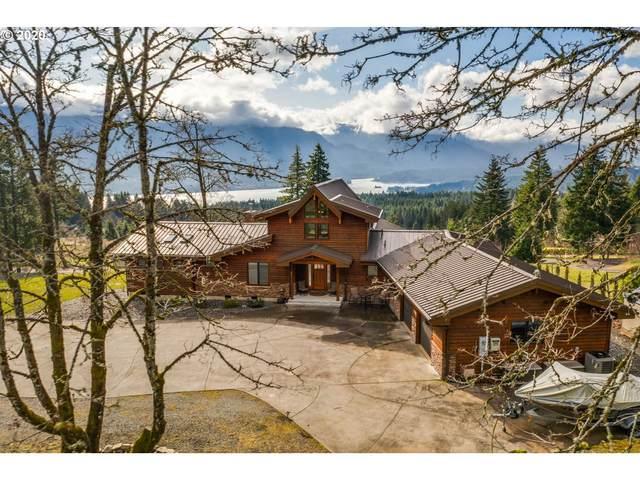 211 Clear View Ln, Stevenson, WA 98648 (MLS #20314116) :: Matin Real Estate Group