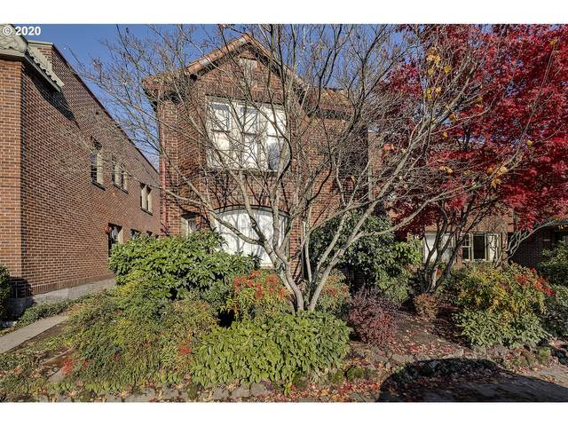 2931 SE Hawthorne Blvd, Portland, OR 97214 (MLS #20314251) :: Duncan Real Estate Group