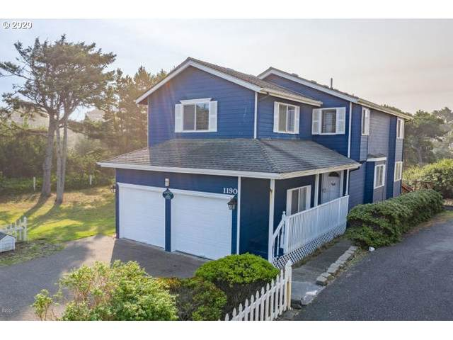 1190 NW 14TH St, Lincoln City, OR 97367 (MLS #20314470) :: Duncan Real Estate Group