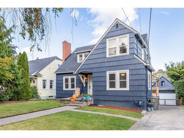 7634 SE 18TH Ave, Portland, OR 97202 (MLS #20314559) :: Premiere Property Group LLC
