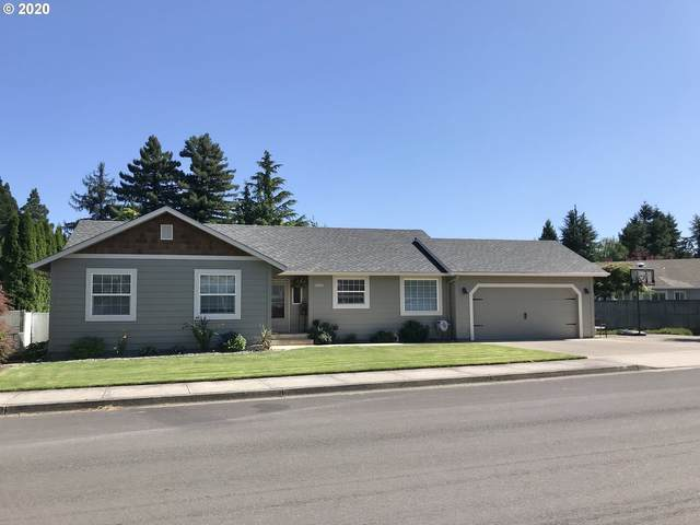 1321 NW Domenico Dr, Roseburg, OR 97471 (MLS #20314956) :: Townsend Jarvis Group Real Estate