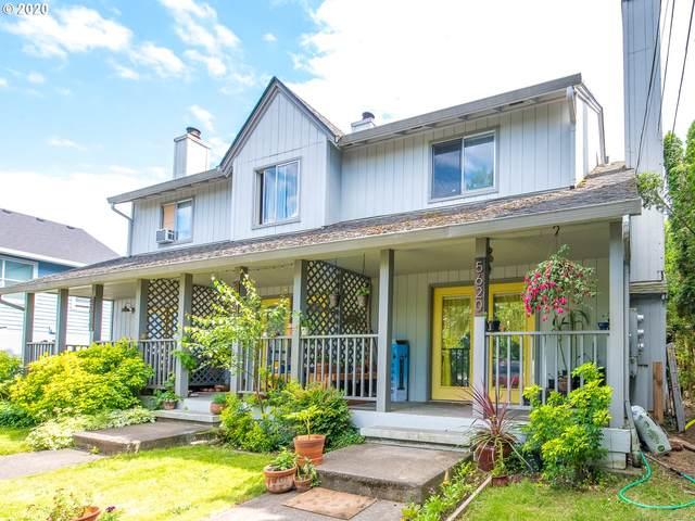 5620 NE Killingsworth St, Portland, OR 97218 (MLS #20315278) :: Holdhusen Real Estate Group