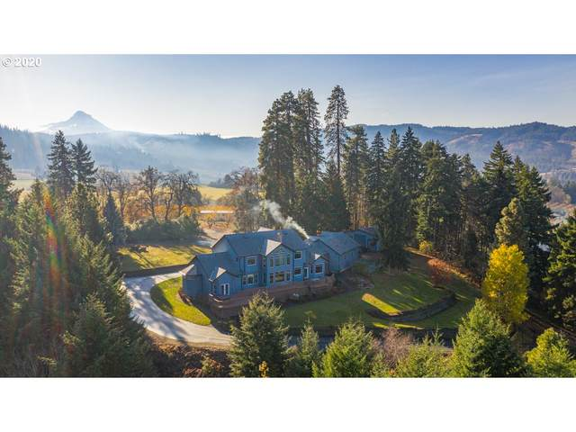 3775 Straight Hill Rd, Hood River, OR 97031 (MLS #20315628) :: Premiere Property Group LLC