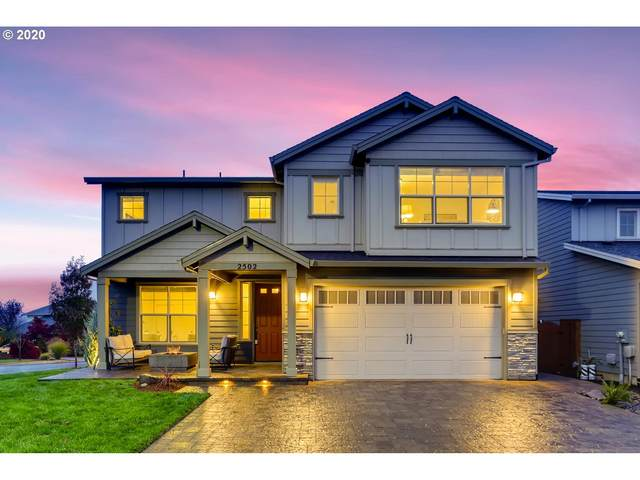 2502 Heather Way, Forest Grove, OR 97116 (MLS #20315633) :: Townsend Jarvis Group Real Estate