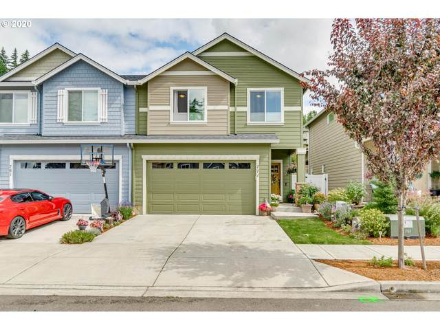 771 N P St, Washougal, WA 98671 (MLS #20315790) :: Next Home Realty Connection