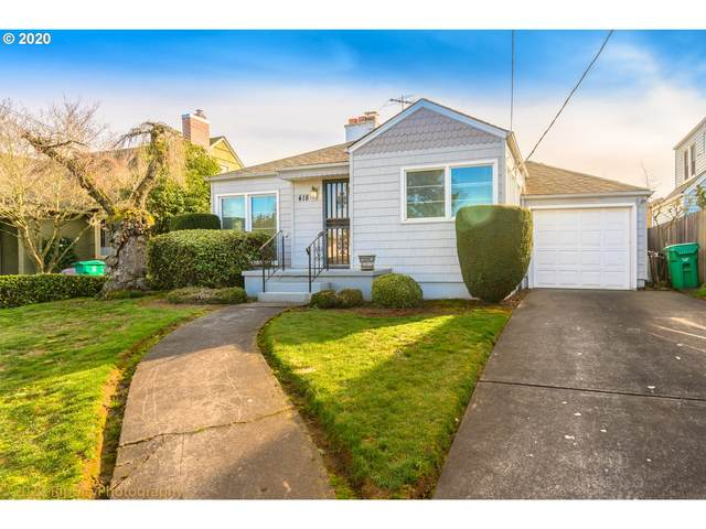 418 N Holland St, Portland, OR 97217 (MLS #20315865) :: Next Home Realty Connection