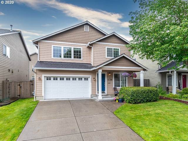 16906 NE 13TH Ave, Ridgefield, WA 98642 (MLS #20316144) :: Next Home Realty Connection