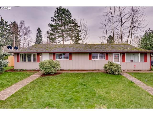 3410 V St, Vancouver, WA 98663 (MLS #20316276) :: Fox Real Estate Group