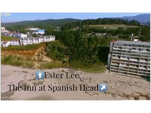 3911 SW Hwy 101, Lincoln City, OR 97367 (MLS #20316412) :: Beach Loop Realty