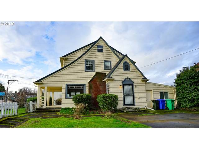 3507 NE Wasco St, Portland, OR 97232 (MLS #20316419) :: Next Home Realty Connection