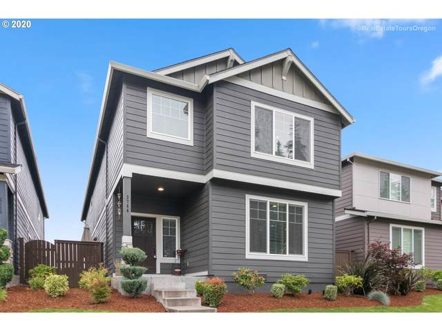 3744 SE Willamette Ave, Hillsboro, OR 97123 (MLS #20316423) :: Fox Real Estate Group