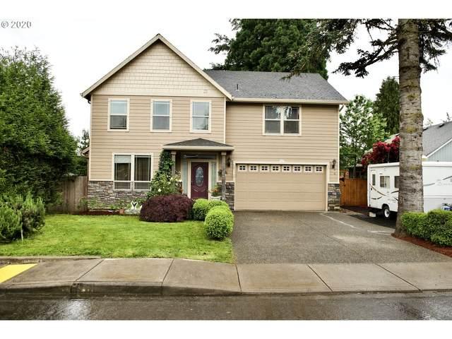 3982 C St, Washougal, WA 98671 (MLS #20316619) :: Fox Real Estate Group